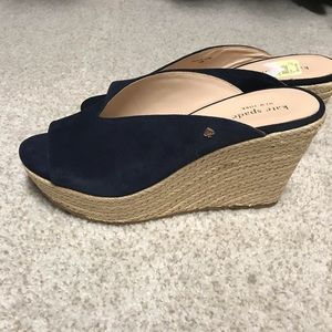 Kate Spade Size 8 Wedges